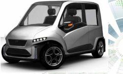 Компактный электромобиль Zetta планируют выпускать в Тольятти