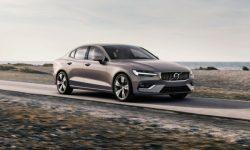 Новое поколение Volvo S60 2019 представлено официально